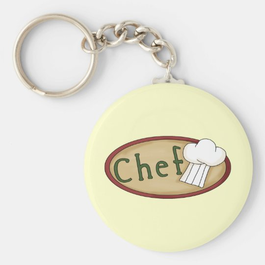 Little Chef Keychain