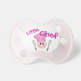 Little Chef Pacifier