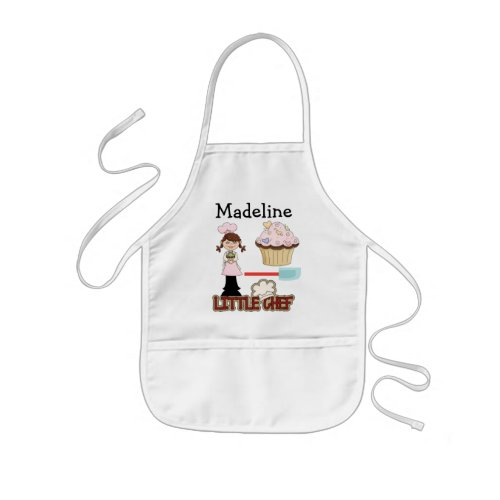 Little Chef _ SRF Kids Apron
