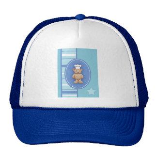 Little Chef Teddy Bear Trucker Hat