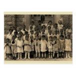Little Cherubs of the Sunday School Class Post Cards