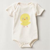 Little Chick Candi Infant Organic Creeper