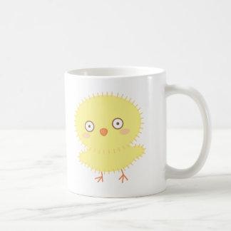 Little Chick Candi Classic White Coffee Mug