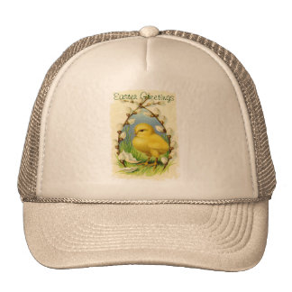 Little Chick Easter Hat