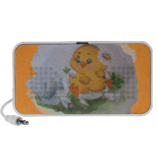 Little chicken portable speakers