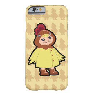 Little Chicken Rain Coat Barely There iPhone 6 Case