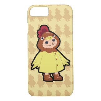 Little Chicken Rain Coat iPhone 7 Case