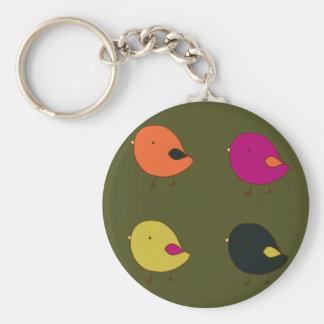 Little chicks keychain