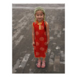 Little Chinese Girl Print