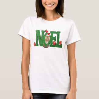 little chipmunk Noel T-Shirt