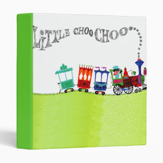 Little Choo Choo Binder