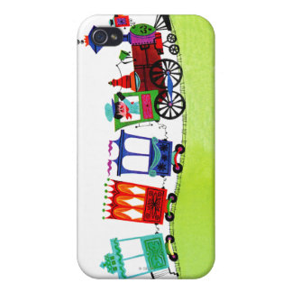 Little Choo Choo iPhone 4 Cases