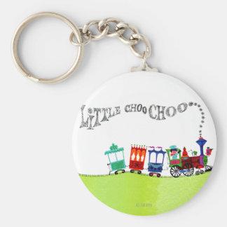 Little Choo Choo Keychain