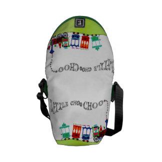 Little Choo Choo Messenger Bags