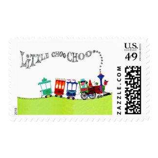 Little Choo Choo Stamps