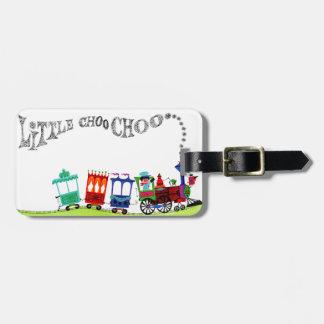Little Choo Choo Tag For Luggage