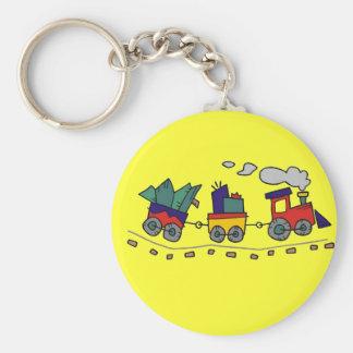 Little Choo Choo Train Keychain