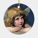 Little christmas angel ornaments para arbol de navidad