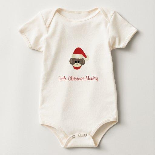 Little Christmas Monkey shirt