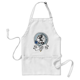 Little Clan Badge Adult Apron