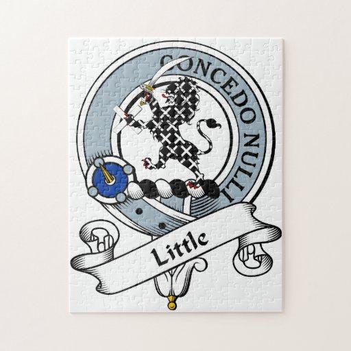 Little Clan Badge Puzzle