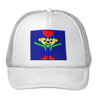 Little Claus Trucker Hat