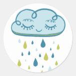 Little Cloud stickers