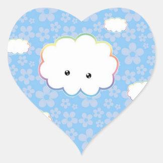 Little Cloud Stickers Kawaii Clouds