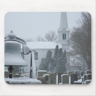 Little Compton, RI Commons Mouse Pad