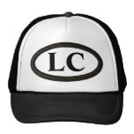 "Little Compton, RI ""LC"" Trucker Hat"