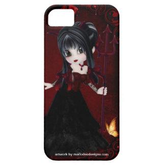 Little Cookie Devil Girl Design 1 iPhone SE/5/5s Case