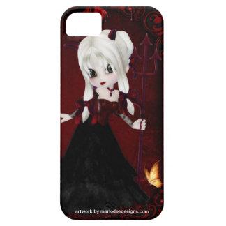 Little Cookie Devil Girl Design 2 iPhone SE/5/5s Case