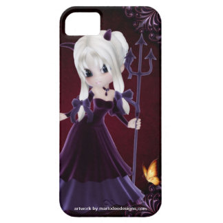 Little Cookie Devil Girl Design 7 iPhone SE/5/5s Case