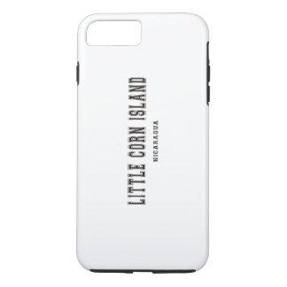 Little Corn Island Nicaragua iPhone 7 Plus Case