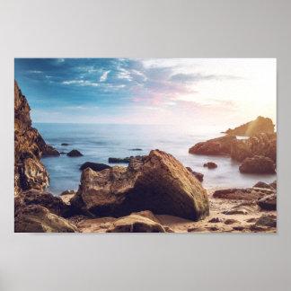 Little Corona Beach Poster
