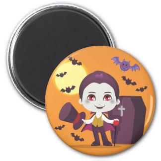 Little Count Dracula Magnet
