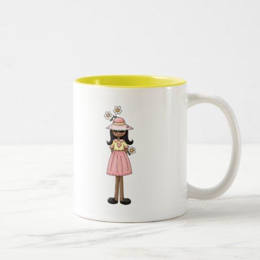 Little Country Girl Coffee Mug