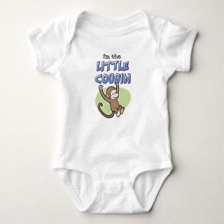 Little Cousin Monkey Baby Bodysuit