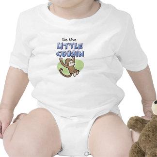 Little Cousin Monkey Tee Shirt