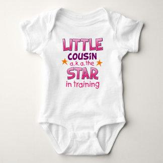 Little Cousin Star Baby Bodysuit