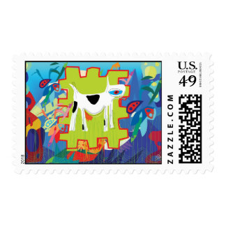 little cow stamps