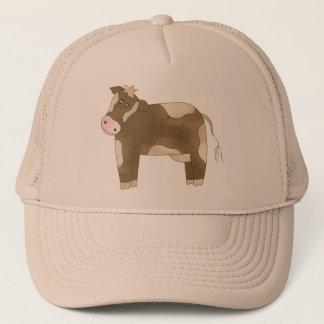 Little Cow Trucker Hat