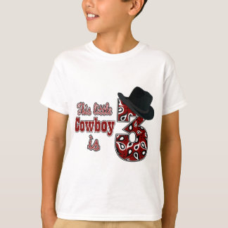 Little Cowboy 3rd Birthday T-Shirt