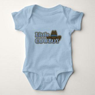 Little Cowboy - Boys Western Baby Bodysuit