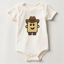 Little Cowboy / Little Cowgirl Baby Bodysuit