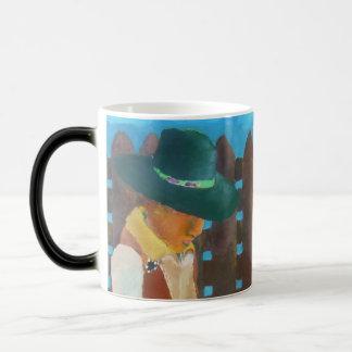 little cowboy magic mug