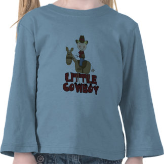 Little Cowboy Tshirts and Gifts