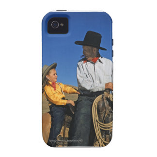 Little Cowgirl Case-Mate iPhone 4 Cover