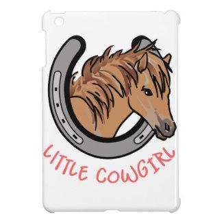 Little Cowgirl iPad Mini Cases