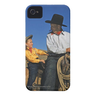 Little Cowgirl iPhone 4 Case-Mate Cases